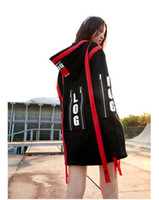 Wholesale Gd Hoodie - GD Fear of God Hoodies Men Black Oversize Letters Zippers Design Printed Winter Autumn Pullovers New Men Casual Loose Zippers Jackets