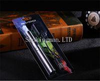 e zigaretten großhandel-EVOD MT3 Blister Kit E Zigarette Starter Kit MT3 Evod Zerstäuber EVOD Batterien 650mAh / 900mAh / 1100mAh mit USB-Ladegerät Blisterpackung