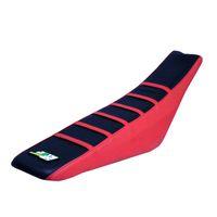 asientos de bicicleta rojo al por mayor-Nuevo suave Únase a nosotros Costillas rojas Pinza de succión de bicicleta Cubierta de asiento para HONDA cr125 cr250 2000 2001 2002 2003 2004 2005 2006 2007