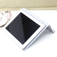 Wholesale Ipad Shelf - 2017 fashion hot sale Flat for ipad laptop stand portable desktop cooling rack folding shelf wholesale
