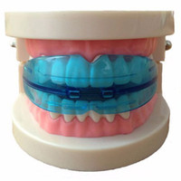 Wholesale Dental Teeth Alignment - Dental Tooth Orthodontic Appliance Trainer Alignment Braces Mouthpieces For Teeth Straight Alignment Teeth Care