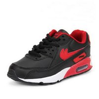 Wholesale Sports Footwear Brands - New Fashion Children Shoes Boys Girls Leather Sneakers Child Casual Breathable Running Shoe for Cute Kids Brand Footwear Jogging Sports Shoe
