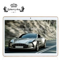 Wholesale android tablet computer inch resale online - inch call touch Smart phone android tablet pc g G LTE inch RAM GB ROM GB tablet tablet computer tablets