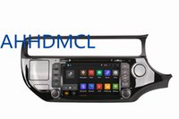 Wholesale Car DVD PC Audio Radio Player Android GPS DVR WiFi For Kia Rio Right Hand Drive