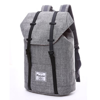 Wholesale korean laptop bags for women - Wholesale- Famous Brand Bodaschel Backpack Women Men Travel Settlement Laptop Rucksack School Bags For Teenagers Double Shoulder Bagpack