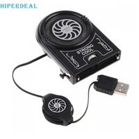 Wholesale laptop factory wholesale price for sale - HIPERDEAL Factory Price Mini USB Cooler Air Extracting Cooling Pad Fan For Laptop Drop Shipping