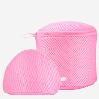Wholesale Washing Bags For Bras - Bra Wash Bags, Lingerie Laundry Bag Reusable Mesh Laundry Bra Bags With Zipper Closure For Underwear, Delicates, Socks For Women Of 2 Sets.