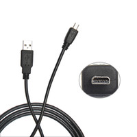 cable usb uc e6 al por mayor-Cable USB de repuesto UC-E6 para Nikon COOLPIX S4000 S4200 S7000 S80 S800C S8000 D3200 D5000 L20 L22 L100 L120 Cámara Digital