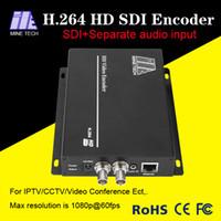 hd iptv kanalları toptan satış-Sinyal Kanal MPEG-4 HD Video Encoder SDI Girişi SDI h.264 IP Encoder 3G HD SD Sdi Video Kodlayıcı IPTV Canlı Akışı Yayın