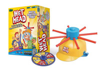 Wholesale Water Challenges - Wholesale-Free shipping Wet Head Challenge Game Wet Hat Water Roulette Jokes&Funny Kids Toys For Children Family Games