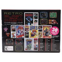 Wholesale Family Classic - 10 NINTEND0 NES Classic Edition Console 30 Games Entertainment System US   EU Retro Family TV Game Players back to 1980S Super Mario