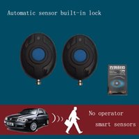 Wholesale Car Cover Security - Hot Remote Car Alarm Start Stop System Scooter Control Starline a91 Covers Smart Lock Keyless Entry Security System Kit