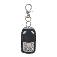 Wholesale Remote Control Garage Door Opener - Wholesale-New Arrival Remote Control 4 Channel 433 MHz Cloning Duplicator Opener Copy Controller Learning Code Garage Door Car Gate Key