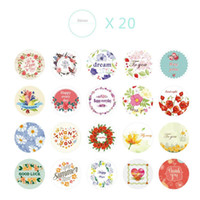 Wholesale Wholesale Diary For Girls - Wholesale- Girl Romantic Love Memo Pad Stickers 38 pcs bag DIY Cute Flower Pattern Paper Sticker for Diary Decoration Scrapbooking
