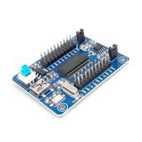usb geliştirme kartı toptan satış-EZ-USB FX2LP CY7C68013A USB Çekirdek Kurulu Geliştirme Kurulu USB Mantık Analizörü I2C Seri Ve SPI Stokta Yüksek Kalite