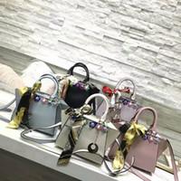 Wholesale Womens Vintage Leather Messenger Bag - Newest Fashion High quality SN#F15 womens Luxury Brand Leather women Shoulder Bags handbag totes Messenger Bags Cross Body Vintage PURSES