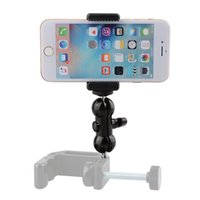 CAMVATE 360 ° Swivel Ball Head Mount Phonetrap Suporte de telefone inteligente para celular
