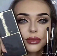 Wholesale ready brush resale online - Ready to ship Newest High Quality Mario eyeshadow Colletion Color eye shadow eyehadow palette with brush