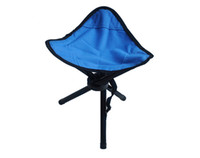 Wholesale Small Outdoor Chairs - Small Size 21*21*30cm Camping Folding Portable Chair Outdoor Waterproof Foldable Aluminum Alloy Tube For Fishing Beach Hiking Picnic Chair