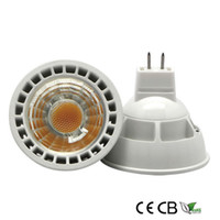 Dimmable CREE GU10 MR16 E27 cob Led Birne Licht 5W 7W cob Led Spot Bulbs Downlights Lampe AC 85-265V oder 12V warmweiß