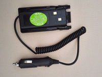 Wholesale Baofeng Charger - NEW Original Battery Eliminator Car Charger For baofeng UV-82HX,UV-82
