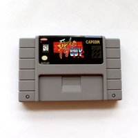 Wholesale Hot Sale Final Fight Guy bit Big Gray Super Game Card For NTSC Game Player