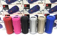 Wholesale Mini Metal Usb Mp3 - New Speakers Bluetooth Subwoofer Speaker Wireless Bluetooth Mini Speaker Charge 2+ Deep Subwoofer Stereo Portable Speakers Free Shipping DHL