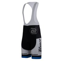 Wholesale Team Blanco Cycling Shorts - NEW BLANCO team 3D High quality Gel Padded Shorts Man summer breathable quick-drying Cycling shorts ROPA Outdoor Leisure bike Shorts DB02