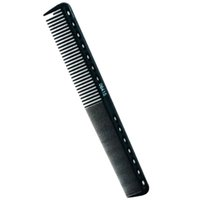 Wholesale Comb Hair Carbon - Professional Carbon Fiber Cricket Comb Antistatic Cutting Comb L06415 Anti Static Barber Haircut Brush Tool
