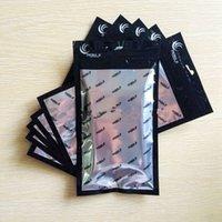 Wholesale Soft Case Zip - 11.5*19.5 12*22cm 23*13.5 Alum Black Zip Zipper Plastic Retail Package Packing bag bags Pouch for iphone 4 4G 4S 5 5S 6 6G hard Soft Case