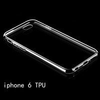 Wholesale iphone 4s skin case online – custom 1000PCS Transparent TPU Gel Crystal Clear Ultra Thin mm Clear Soft Back Case Cover Skin for iPhone s s c Plus s Plus Plus