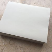 Wholesale White Cotton Sheeting Wholesale - printinng paper types paper 75% cotton 25% linen starch free with red and blue fiber white color