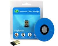 3Mbps Mini USB Bluetooth V4.0 CSR CSR8510 USB Dongle Adapter für PC Laptop Lautsprecher USB 2.0 Dongle kleinsten Sender