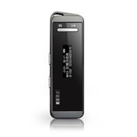 ingrosso livelli mp3-All'ingrosso - Lettore MP3 8 GB BENJIE N9000 Metal APE / FLAC / WAV Riproduttore audio senza perdita di qualità di livello sonoro con FM