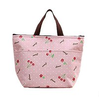 Vente en gros - Hot Lunch Box Bag Tote Isolated Cooler Carry Bag