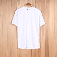 Wholesale Cultural Shirts - Men's quick-dry mesh fabric breathable sports short-sleeved T-shirt cultural shirt blank tee sport badmiton outdoor training cycling soccer