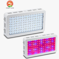 Wholesale Ir Chip Led - 2017 double chip LED grow light panel 1000W 1200W 9 Band Red Blue White UV IR Full Spectrum Led Plant Growing Lighting Lamps