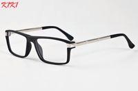 Wholesale Cheap Designer Frames For Men - 2017 buffalo horn glasses oversized sunglasses for men luxury brand designer womens eyeglasses big cheap shades Lunettes Oculos hombre