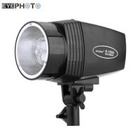 Wholesale Portrait Photography Flash - Wholesale-Godox Mini Master K-150A 150W Studio Strobe Photo Studio Flash Lamp for Portrait Fashion Wedding Art Advertisement Photography