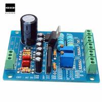 Wholesale Amp Vu - Panel 2pcs Plastic + metal VU Meter Warm Back Light Recording&Audio Level Amp With Driver New Electric Board 6.8cmx5.5cm