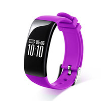 Wholesale 2017 Real Time limited Ditelone X16 Smart Wristbands Heart Rate Monitor Watch Fitness Sport Bracelet Pulsometer Sweatproof Call Reminder