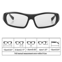 Wholesale Real D 3d Glasses - Wholesale- Circular Polarized Passive 3D Stereo Glasses Black RD3 For TV Real D 3D Cinemas