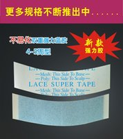Wholesale Tapes For Hair Pieces Wholesale - 4-5 Weeks USA Walker Super high quality strong double tape for toupees wigs hair adhesive wig adhesive tape 36 pieces per bag