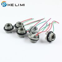 Wholesale 1156 Base - 1156 LED Light lamps holder socket adapter base 1156 BA15S P21W Harness Wire Adapters Sockets Plug