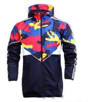 Wholesale Coat Man Trend - 2017 New Men Jacket Spring Autumn Patchwork Reflective silm Jacket Sport Hip Hop Outdoor Waterproof Windbreaker Men Coat Trend Brand