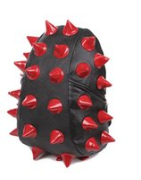 Wholesale Hedgehog Bags - 2017 new 3D hedgehog Children backpack Cartoon Schoolbag Pupils Shoulders Bag Kids Backpack free shipping 16 Inch