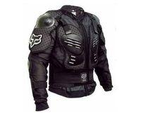 protectores de cuerpo de motocicleta al por mayor-Envío gratis flexible! Cuerpo completo de la armadura de la motocicleta de la chaqueta de la espina dorsal de carreras ciclismo ciclista armadura armadura protector de Motocross