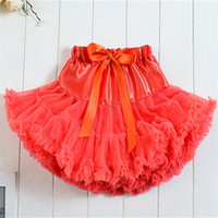 Wholesale Dancing Dress Petticoat - Brand New party Petticoats Fluffy Princess Dance Pettiskirts Party Tulle Crinoline Women Girls Formal Dress Underskirt