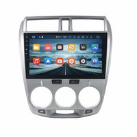 "Wholesale Dvd Player For Honda City - Octa Core 2 din 10.1"" Android 6.0 Car Radio DVD GPS for Honda City 2006-2013 With 2GB RAM Bluetooth WIFI 32GB ROM Car DVD Player"