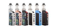 Wholesale Electronice Cigarette - 2017 Newest Original Kangvape mini TC 90w kit Electronice Cigarette Mod kit VS Lite 40W pico 75W smok GX 350 kit DHL free